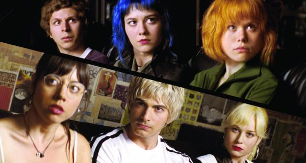 Scott Pilgrim. vs The world