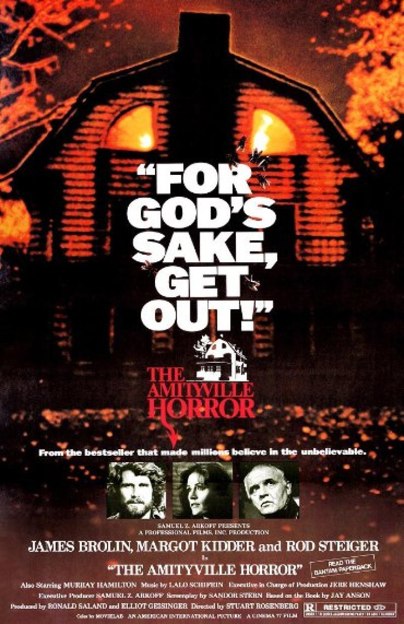 El Horror de Amityville (1979)