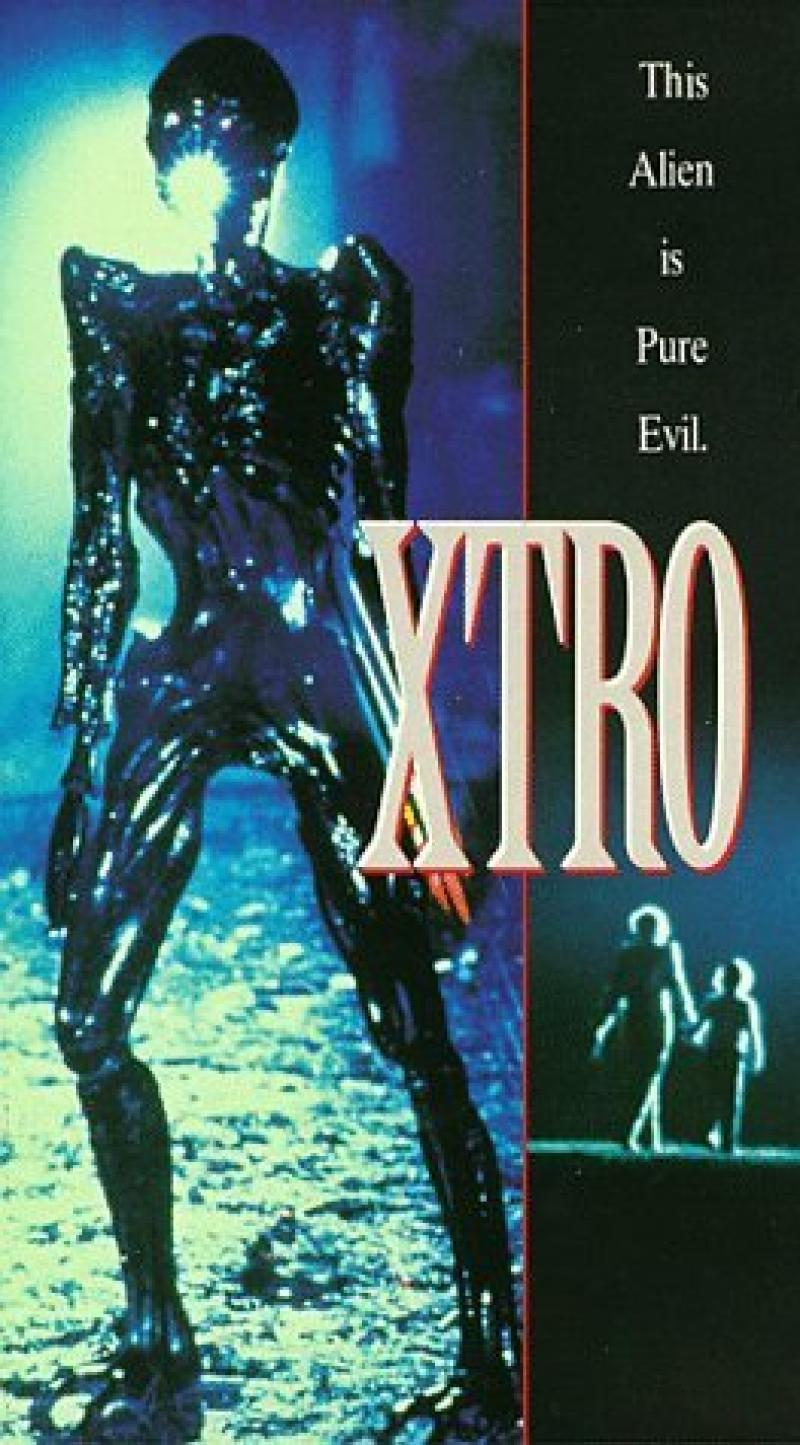 Extro, el extraterrestre(1983)