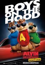 Alvin y las Ardillas 4: Aventura...