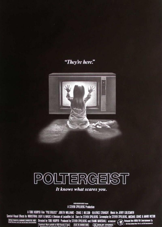 Poltergeist: Juegos Diabólicos (1982)