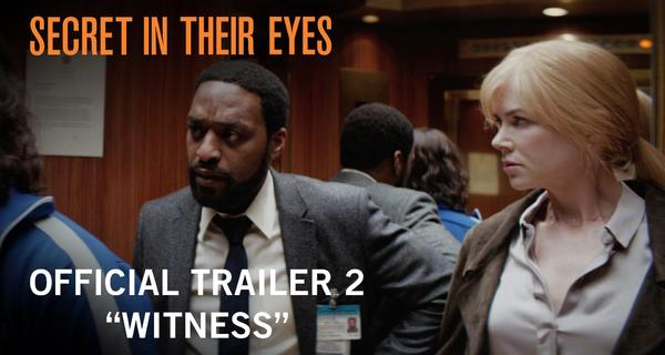 Secret in Their Eyes - Trailer Oficial 2 Witness