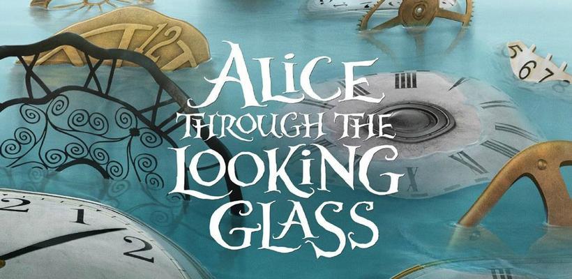 ¡Llega el primer trailer de Alice Through the Looking Glass!