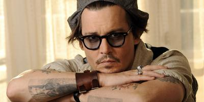 Johnny Depp prestará su voz a un gnomo