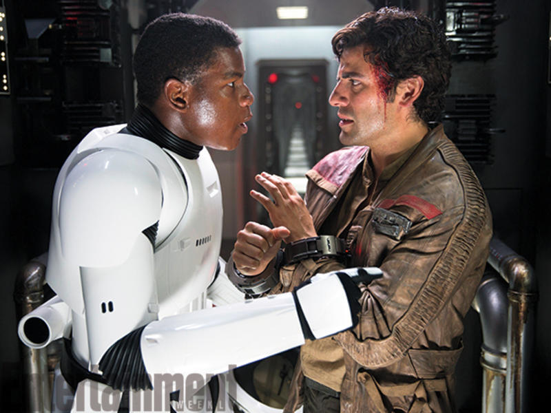 Finn and Poe Dameron II