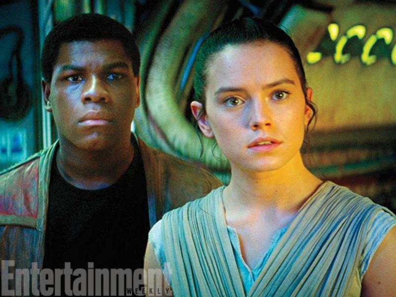Finn y Rey