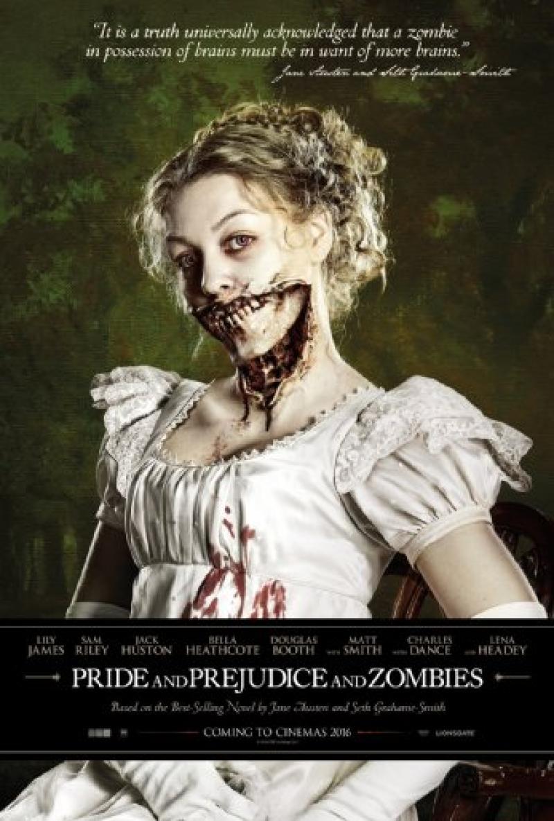 Orgullo, Prejuicio y Zombies (2015)
