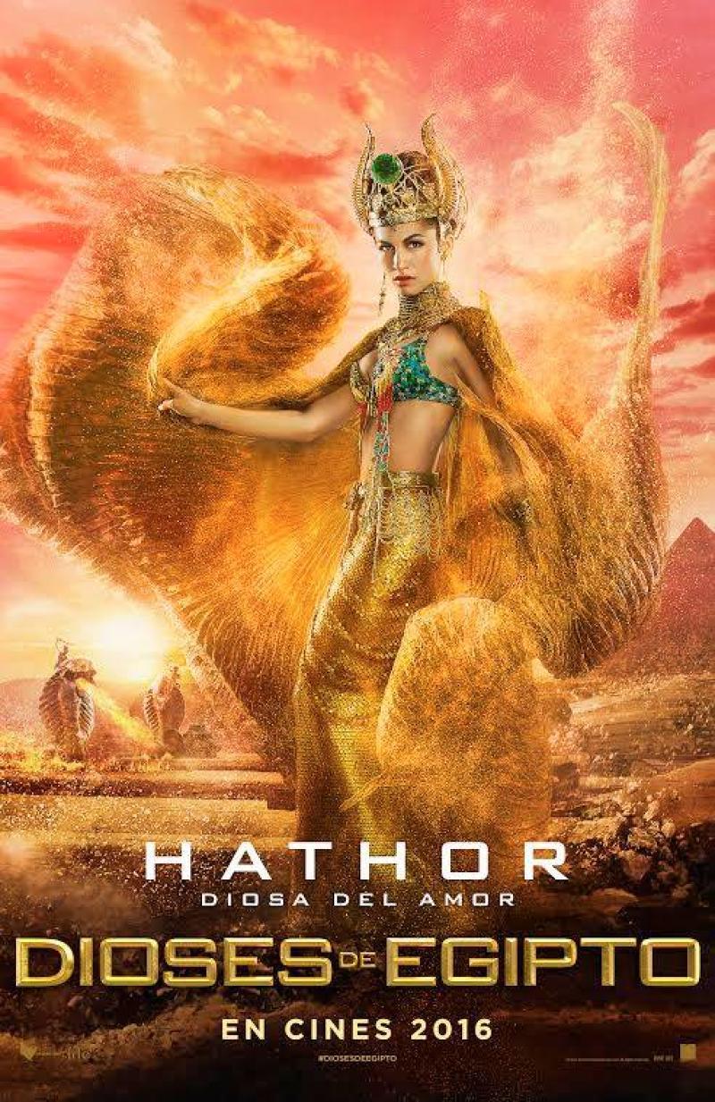 Película Dioses De Egipto Gods Of Egypt
