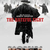 Poster oficial de The Hateful Eight.