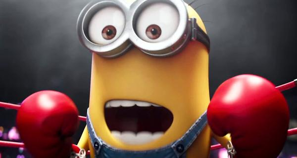 Minions Short Movie - The Competition