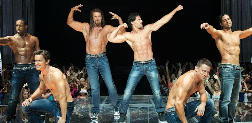 Prepárate para el Blu-ray de Magic Mike XXL