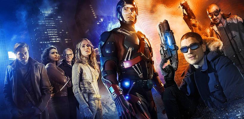 Ve el increíble nuevo trailer de DCs Legends of Tomorrow