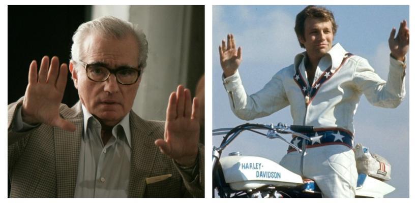 Martin Scorsese podría hacer una biopic de Evel Knievel
