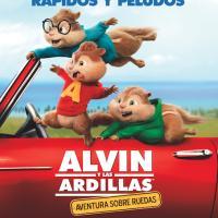 Alvin y las Ardillas 4: Aventuras Sobre Ruedas