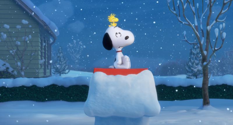 Carlitos y Snoopy: Peanuts, La Película