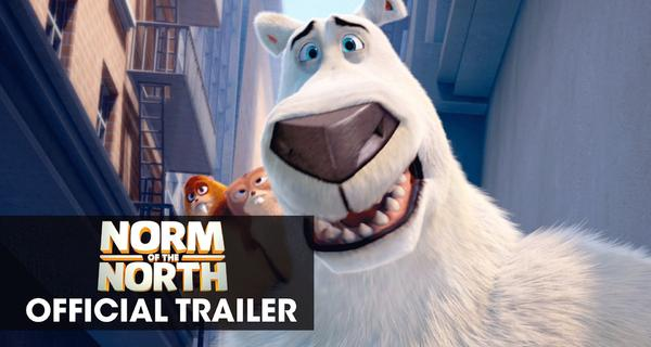 Norm Of The North - Trailer Oficial