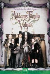 Pelicula Los Locos Adams Ii Addams Family Values