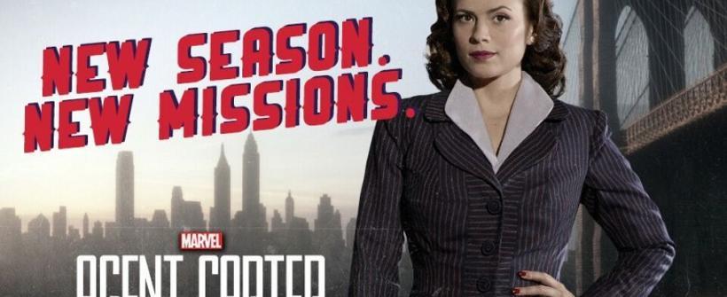 Agent Carter Temporada 2 - Spot de TV 2