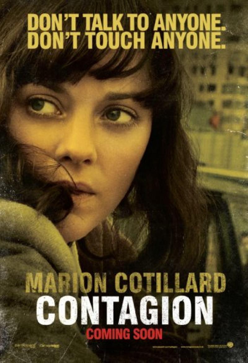Marion Cotillard-Contagio