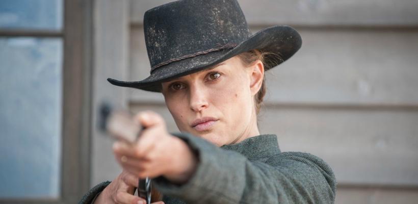 Natalie Portman en este nuevo trailer de Jane Got a Gun