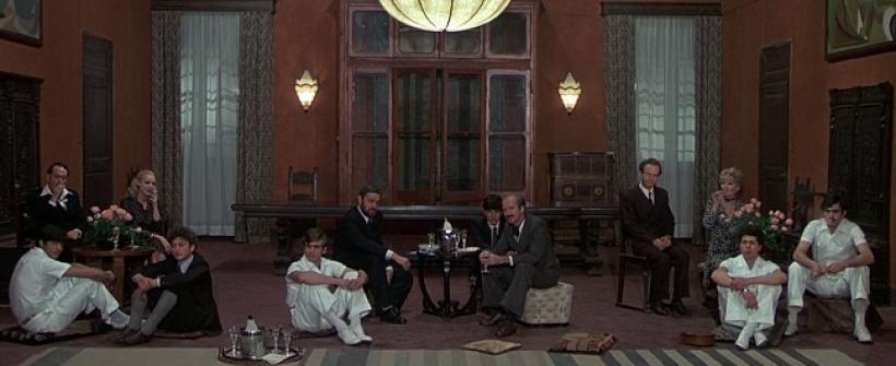 Salò o los 120 Días de Sodoma Trailer