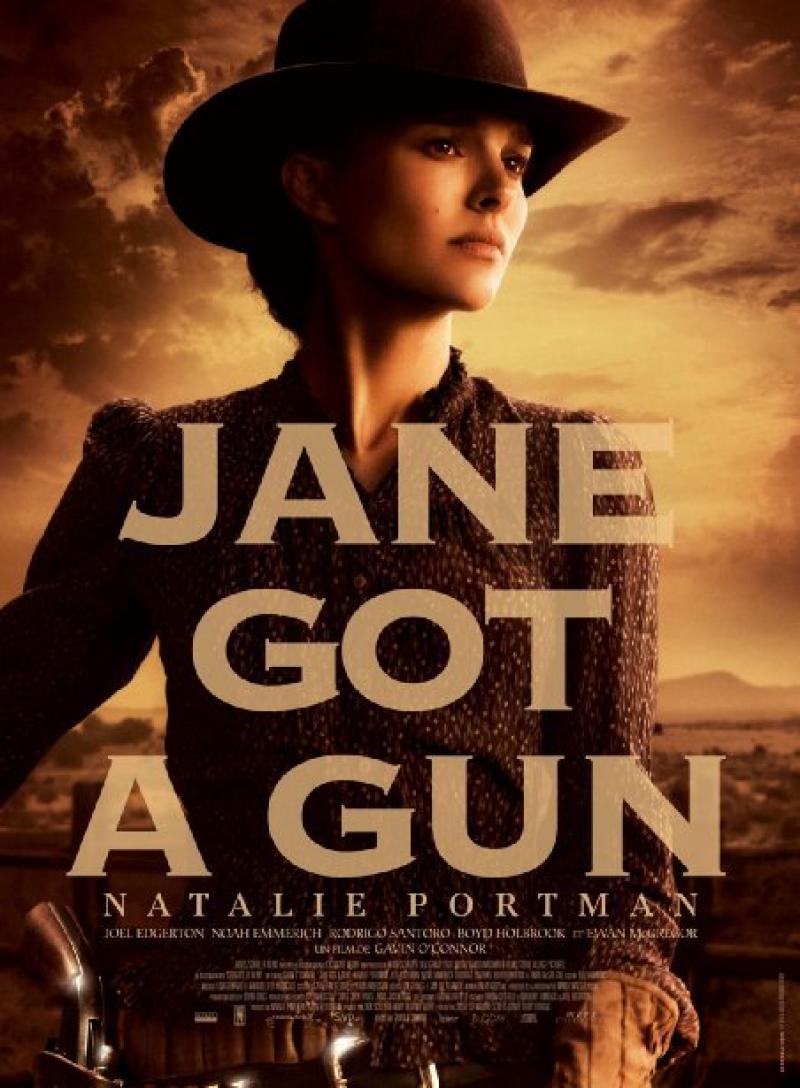 Natalie Portman en Jane Got a Gun (2016)