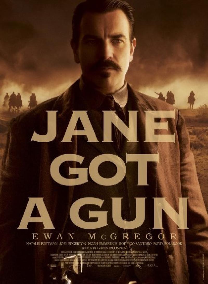 Ewan McGregor en Jane Got a Gun (2016)