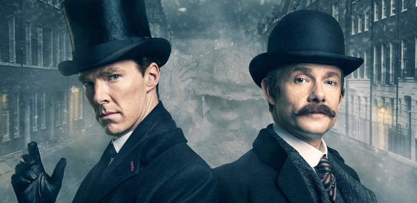 Mira el nuevo tráiler del especial de Sherlock
