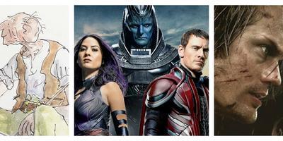 Fresh: The X-Men: Apocalipsis, Tarzan y lo mejor de la semana