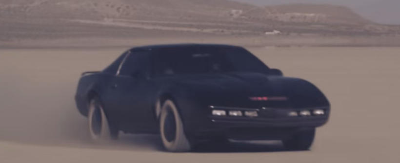Knight Rider Heroes - Teaser oficial