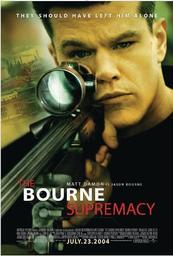 La Supremacía Bourne