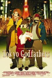 Tokyo Godfathers - Héroes al rescate