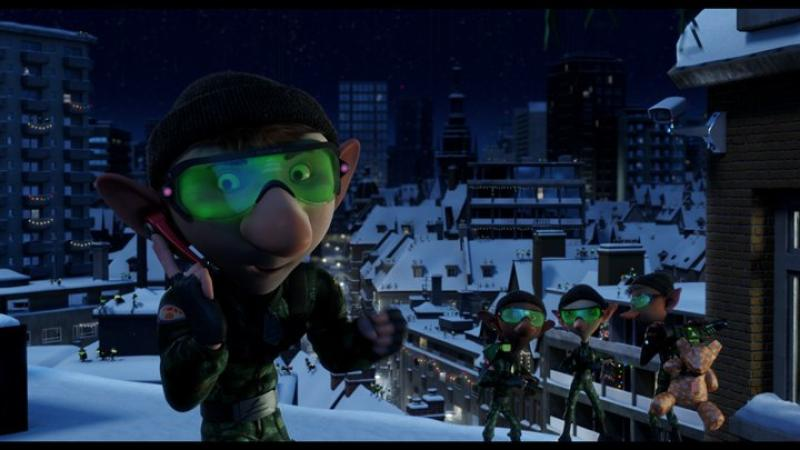 Photo by Courtesy of Aardman Animations for Sony Pictures Animation - © 2011 Sony Pictures Animation Inc. All Rights Reserved. **ALL IMAGES ARE PROPERTY OF SONY PICTURES ENTERTAINMENT INC. FOR PROMOT