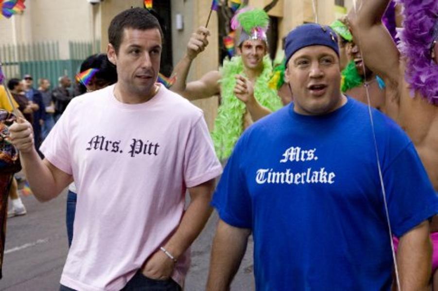 Yo los Declaro Marido... y Larry (2008) © Universal Pictures