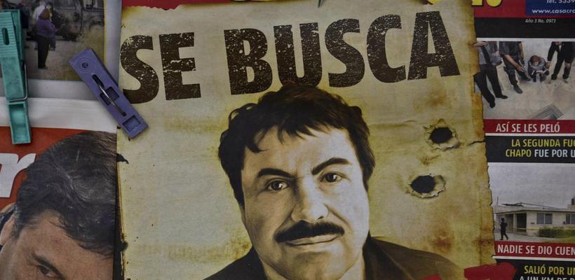 Realizarán filme sobre la fuga de El Chapo Guzmán