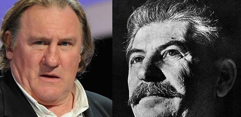 Gerard Depardieu encarnará al líder soviético Stalin en una película