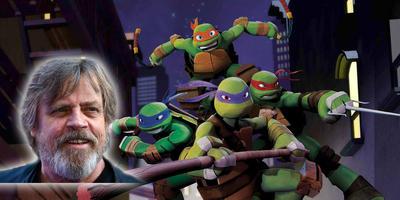Mark Hamill se une a la serie animada de Las Tortugas Ninja