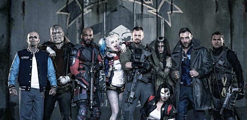 Revelan nueva imagen de Suicide Squad