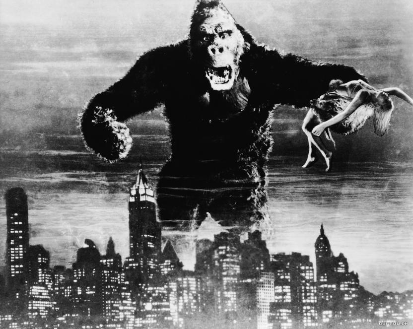 Kong: Skull Island es una precuela directa de aquella película filmada en 1933