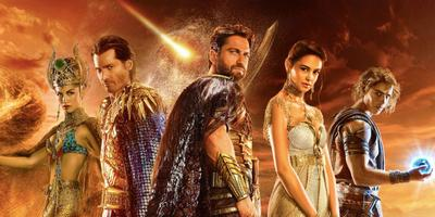 Revelan nuevo póster de Dioses de Egipto