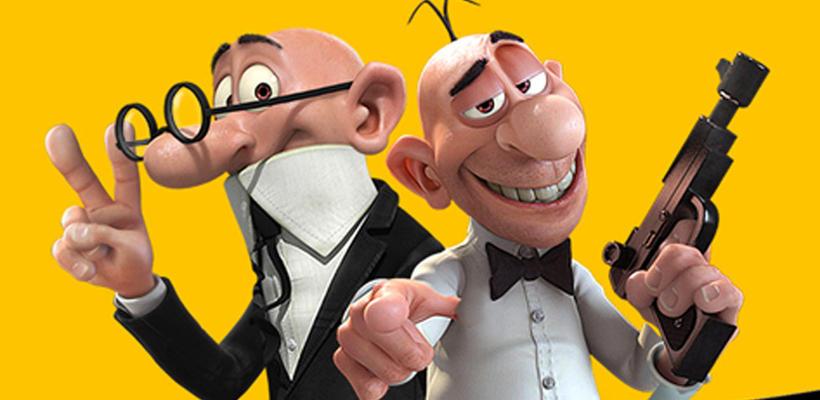 Mortadelo y Filemón: Dos clásicos de las historietas en pantalla