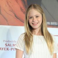 Loreto Peralta interpreta a Almitra, una niña que pierde la voz a causa de la muerte de su padre.