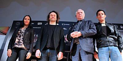 Peter Greenaway presenta a su Eisenstein en México