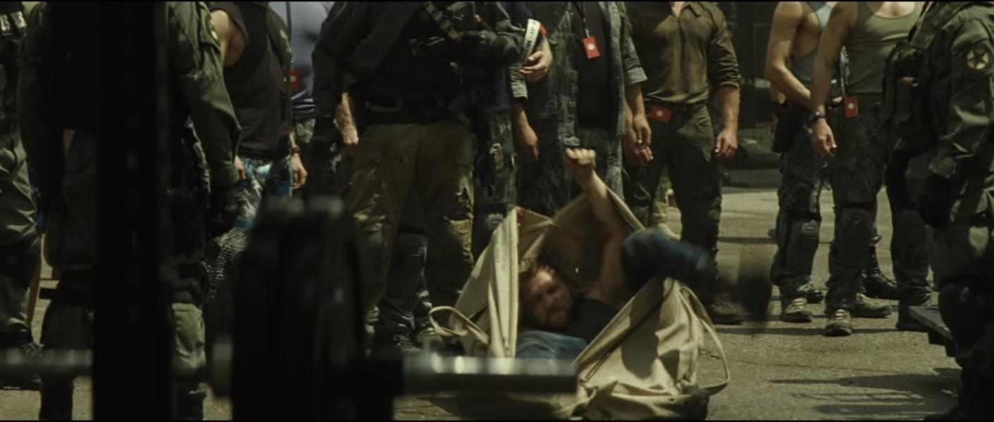 Escuadrón Suicida - Boomerang 2