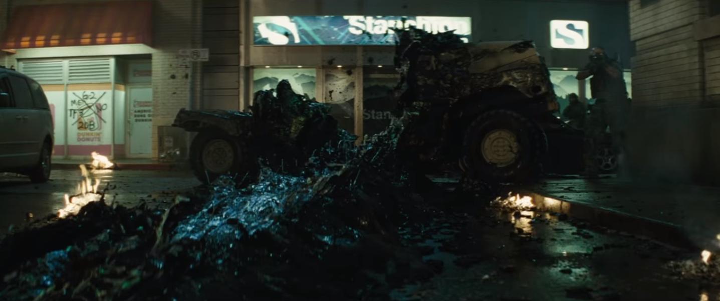 Escuadrón Suicida - Destrucción 2