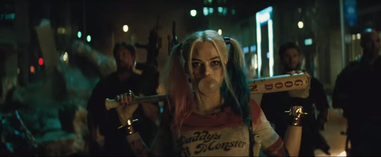 Escuadrón Suicida - Harley