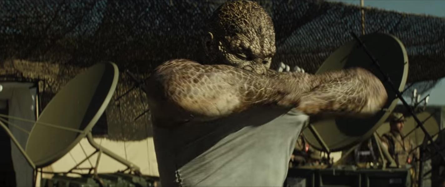 Escuadrón Suicida - Killer Croc 6