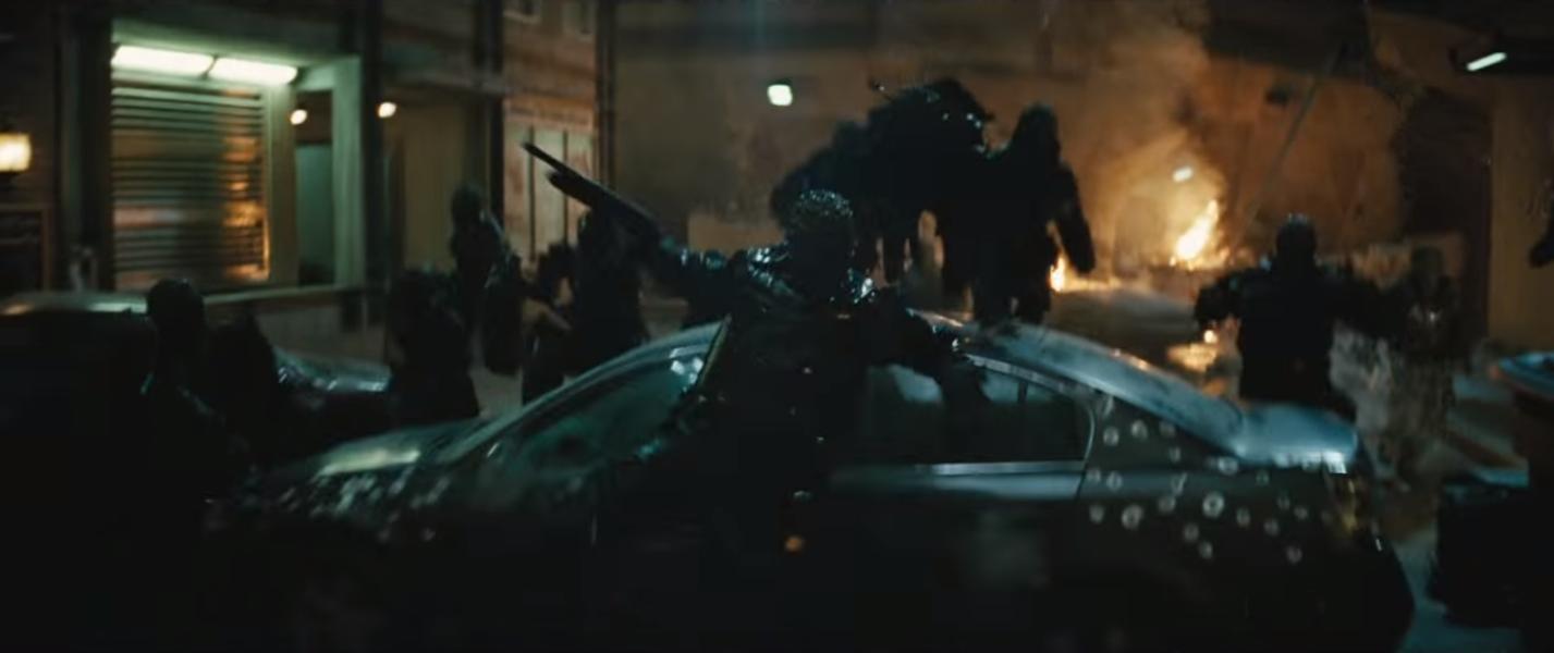 Escuadrón Suicida - Malos 2
