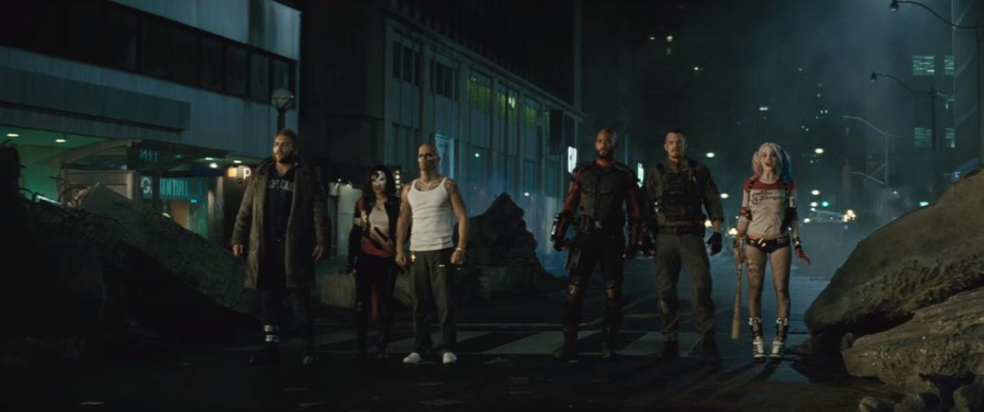Escuadrón Suicida - Squad 2