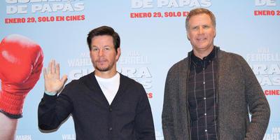 Wahlberg y Ferrell estrenan Guerra de Papás en México